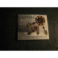 Латвия-Казахстан 2006 Женские украшения Браслет