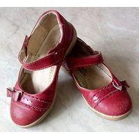 Туфли для девочки Марко, кожа