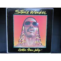 Stevie Wonder - Hotter Then July 80 Motown Sweden EX/EX