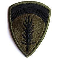 Шеврон Сухопутных войск США в Европе (распродажа коллекции)