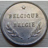 5. Бельгия под администрацией США 2 франка 1944 год