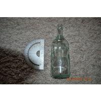 Редкая и красивая бутылка 0,5 L. Вермахт.