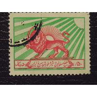 Иран 1965г. Герб.
