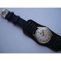 Часы EGONA,милитари,Swiss Made!,С ремешком,из 40-вых!