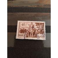 1939 французская колония Марокко флора фауна (2-3)