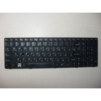 Клавиатура для ноутбука LENOVO G780 G770 G780A G770A. Нерабочая.