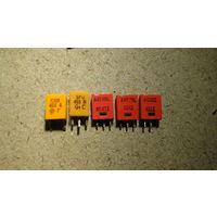 Пьезокерамические резонаторы и фильтры (цена за 1шт)