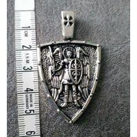 Медальон большой . Михаил