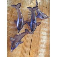 Игрушки дельфины