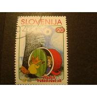 Словения 2000г. Сказки