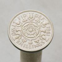 Великобритания 2 шиллинга 1961
