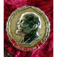 Значок Ленин 1914-1930