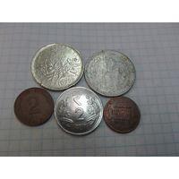 Пять монет/036 с рубля!