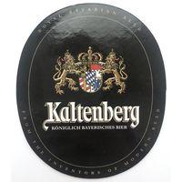 Подставка под пиво Kaltenberg (Выбор Короля) Крыница /Беларусь/