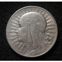 Польша, 5 злотых 1934