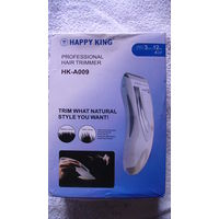 "Триммер PROFESSIONAL HAIR TRIMMER ""HAPPY KING "" для стрижки волос.  распродажа"