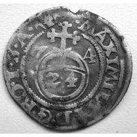 1574 Магдебург 1/24 талеров (Groschen)
