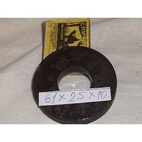 Ферритовый магнит (кольцо 56х24х8)