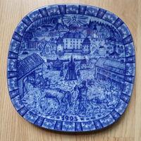 Коллекция настенных тарелок Rorstrand Julen (11 шт)