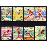 1978 Вьетнам. Лёгкая атлетика