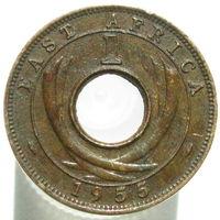 Бр. Восточная Африка 1 цент 1955