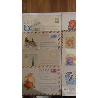 Лот почтовых конвертов СССР