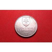 20 геллеров 1994. Словакия.