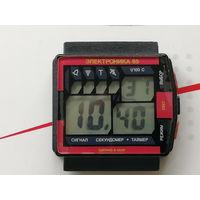 Часы электроника 65
