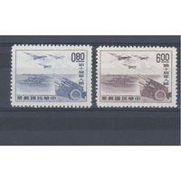 [1039] Тайвань 1964.Армия.Пушки,самолеты,корабли.