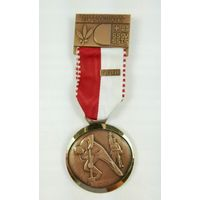 Швейцария, Памятная медаль 1989 год.