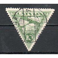 Авиация Латвия 1921 год 1 марка