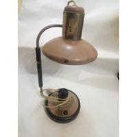Настольная лампа,светильник СССР