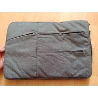 Очень качественная новая сумка, чехол для ноутбука, ультрабука, нетбука, планшета и т.п, 39 на 28 см.!