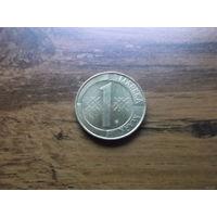 Финляндия 1 марка 1993