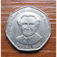 Ямайка. 1 доллар 1994 года