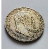 Германия, (Вюртемберг) 3 марки 1912 год.