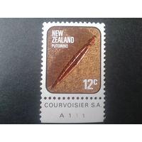 Новая Зеландия 1976 нац. муз. инструмент маори