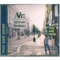 CD Atomic Hooligan - You Are Here (2005) Breakbeat