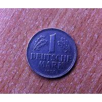 1 марка фрг 1970 г G