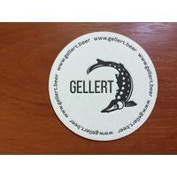 Подставка под пиво Gellert Beer /Россия/