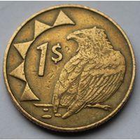 Намибия, 1 доллар 2002 г.
