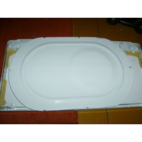 Задняя крышка стиральной машины INDESIT IWUB 4105
