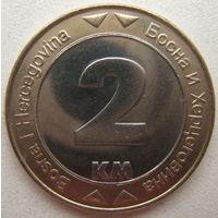 Босния и Герцеговина 2 марки 2008 г.