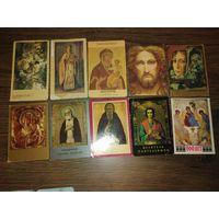 Календарики Православные иконы