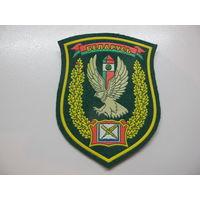 Шеврон институт пограничной службы Беларусь