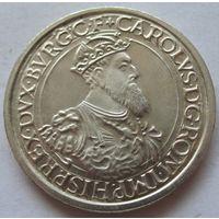 Бельгия 5 ЭКЮ 1987 30 лет Римскому договору - серебро