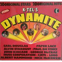 20 ORIGINAL HITS  1975, K-TEL, Germany, LP, EX