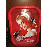 Подносы Кока-Кола . Coca-Cola