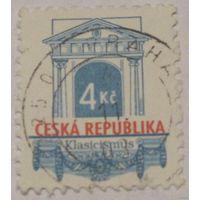 Марки Чехии No 001