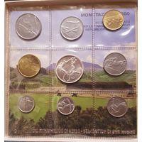 Набор Сан-Марино 1980 Олимпийский Олимпиада 80